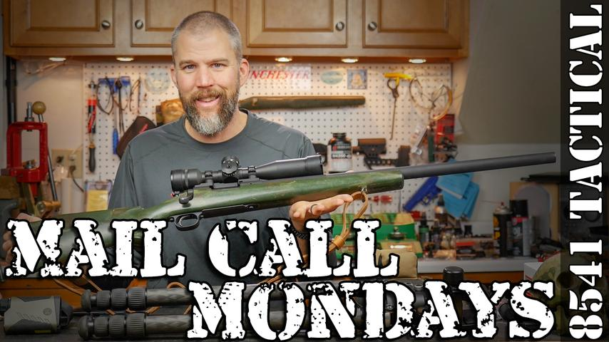 title Mail Call Mondays Season 8 #01 - M40A1 and PRS Field Gear