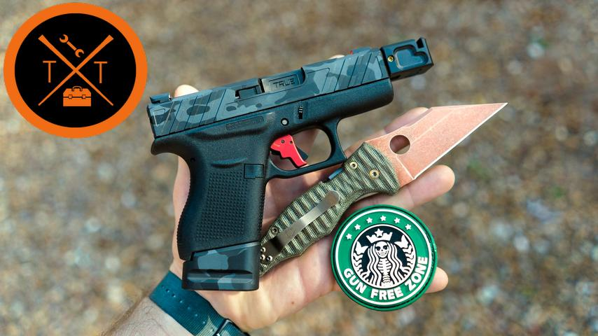 Is The Custom Glock 43 Worth It for Concealed Carry??