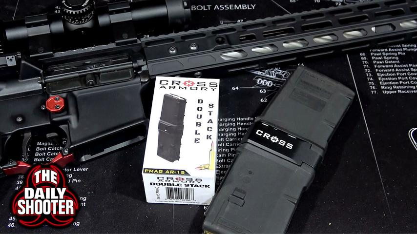 """Cross Armory Double Stack """"Reloading Reimagined"""""""