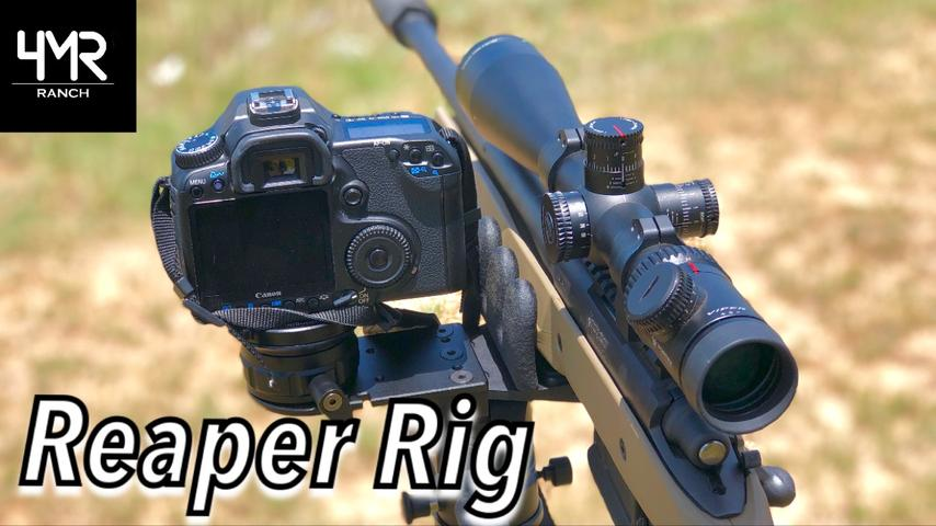 The BEST Way To Record Your Hunting & Shooting | Reaper Rig