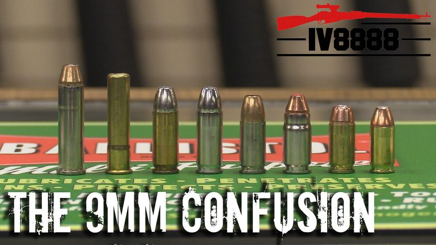Firearms Facts: The 9mm Confusion