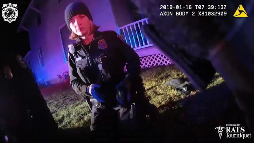 Spokane Police Officer Attacked After Taser Failure