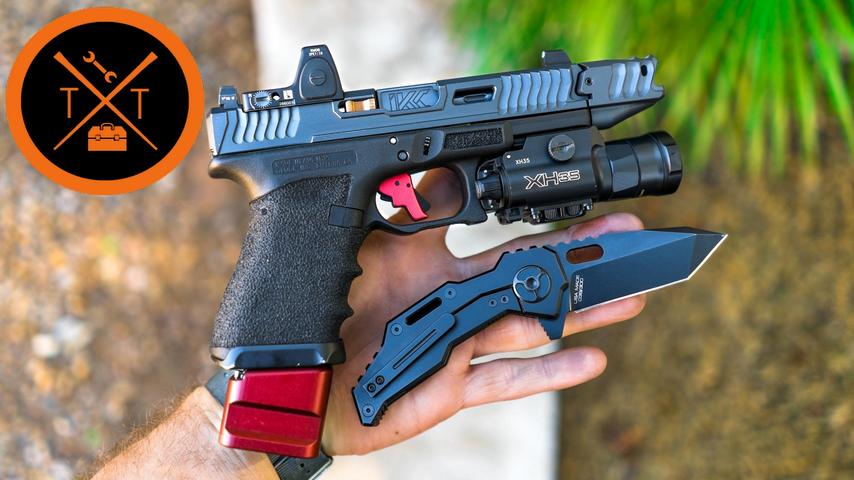 EPIC Custom Glock Mod.. (you didn't know you needed)