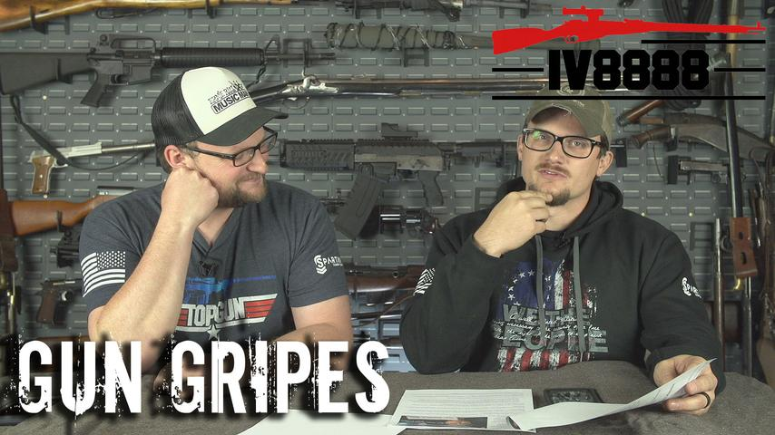 "Gun Gripes #178: ""William Barr as Attorney General? NO!!!"""