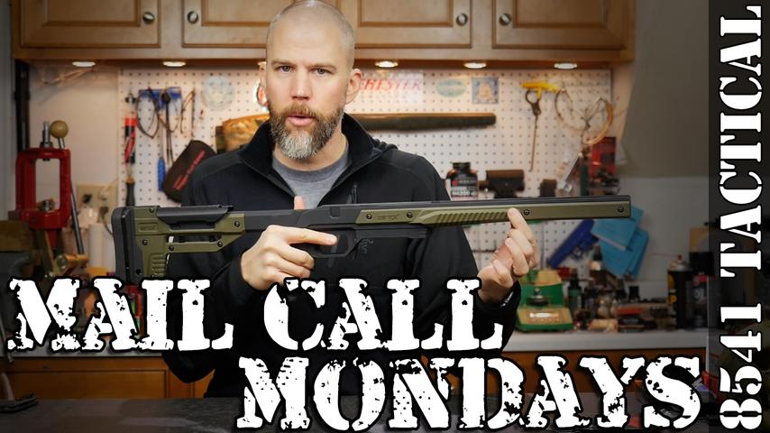 Mail Call Mondays Season 8 #02 - Oryx Chassis and SHOT Show 2019