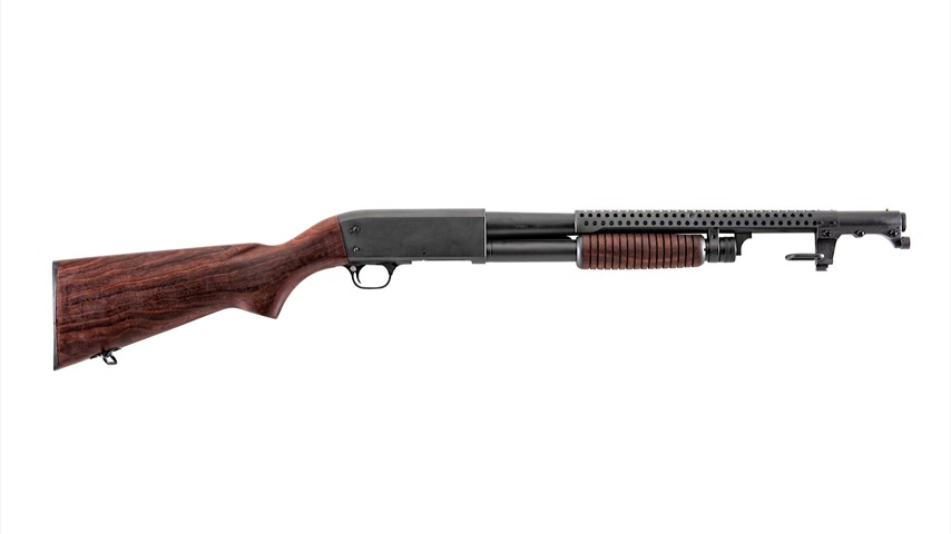 Introduction to the Inland Manufacturing M37 12GA Shotgun
