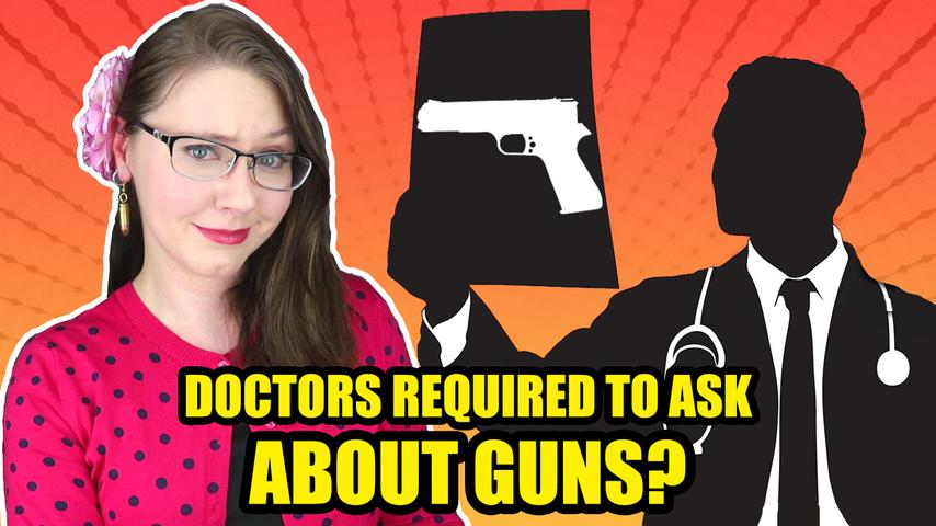 Will MA Require Doctors to Ask About Guns?