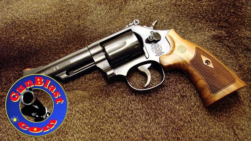 Smith & Wesson Performance Center® Model 19 Classic 357 Magnum Revolver