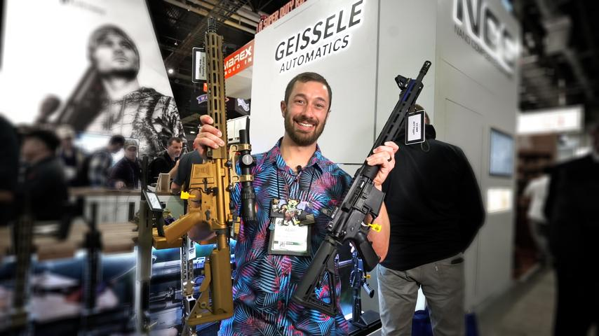 The Geissele Super Duty LE and HD Rifles!