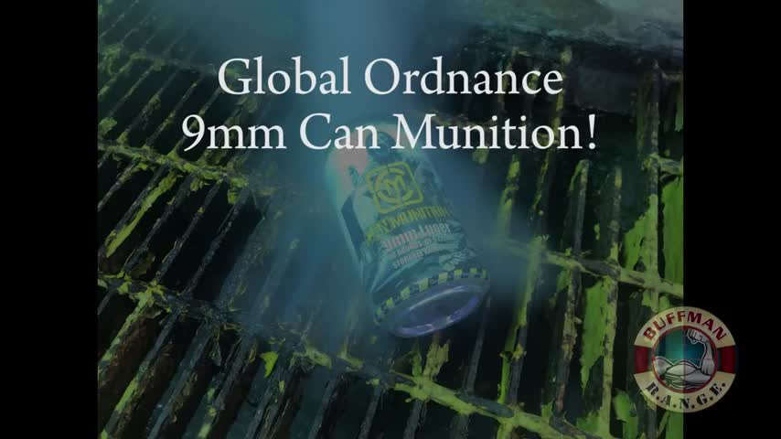 Beer Can Ammo from Global Ordnance?