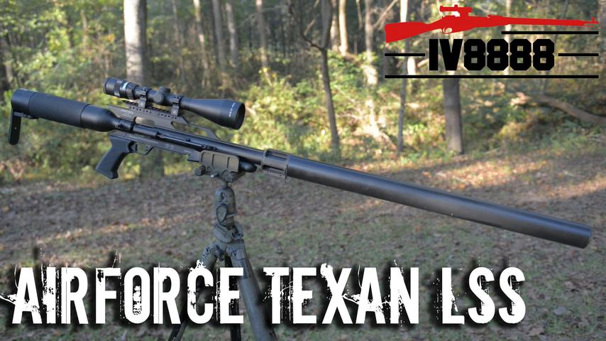 Airforce Airguns Texan LSS