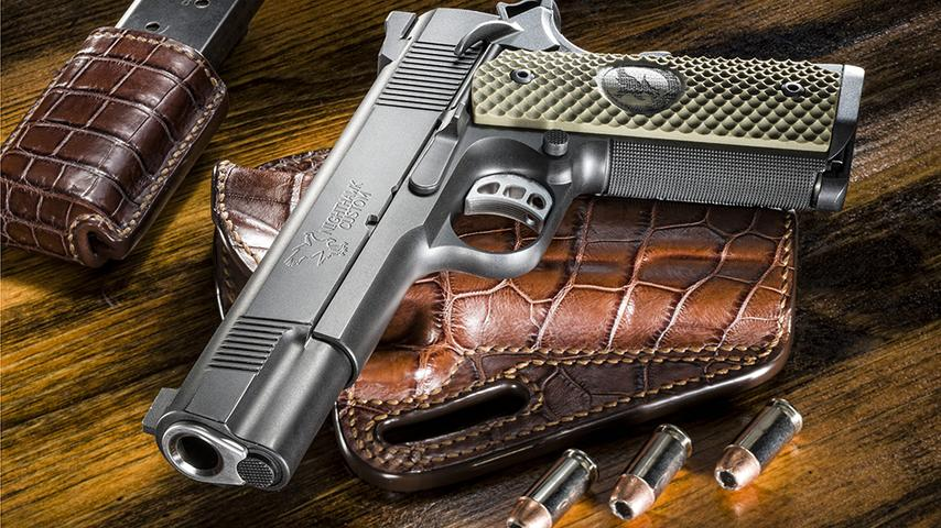 Shot Show 2019: Galco Holsters