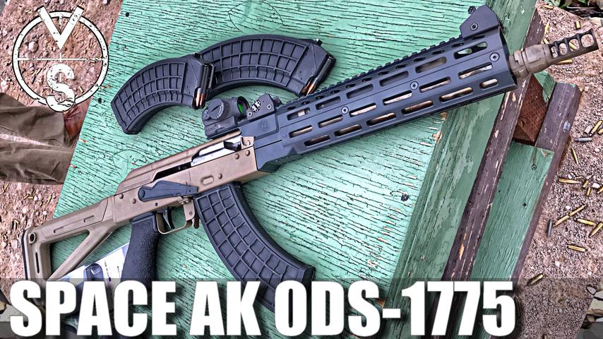 The Space Age AK-47: Occam Defense ODS-1775