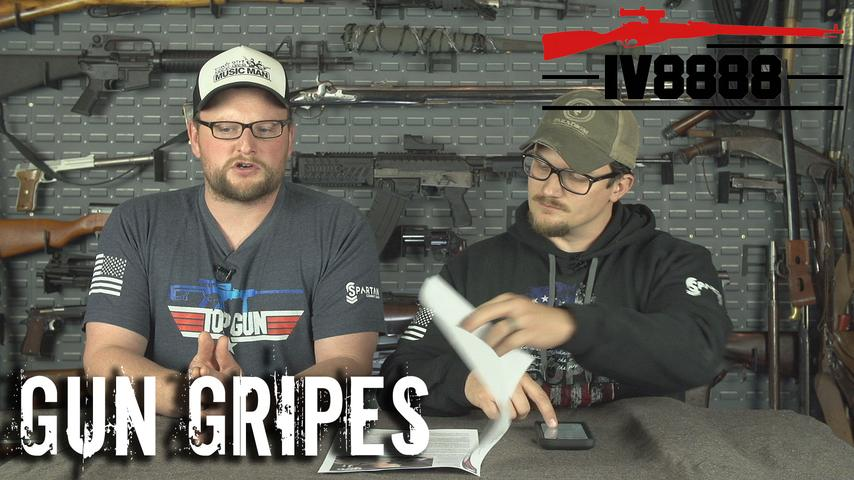 "Gun Gripes #181:  ""NFA Challenged in Supreme Court"""