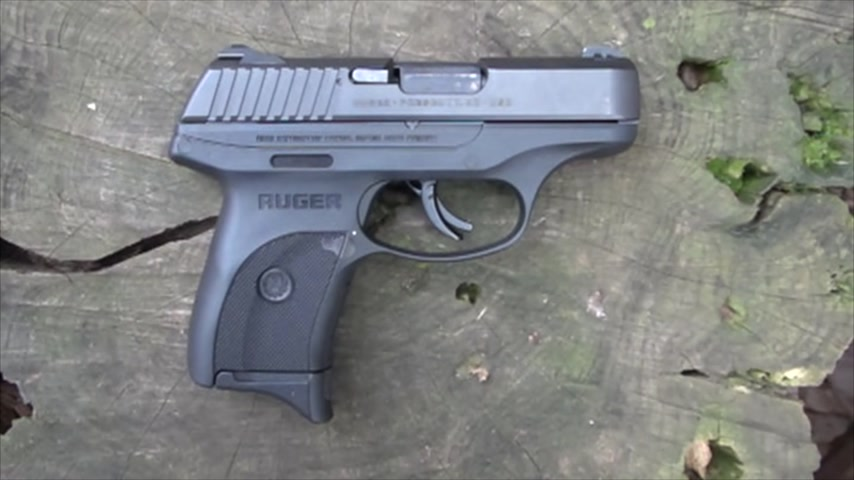 Ruger LC9s Pro 9mm Pistol Review