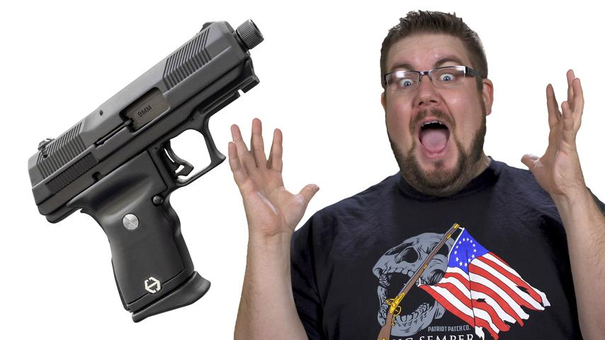 Hi-Point Goes Modern, Thumb Trigger, Taurus TX22 - TGC News!