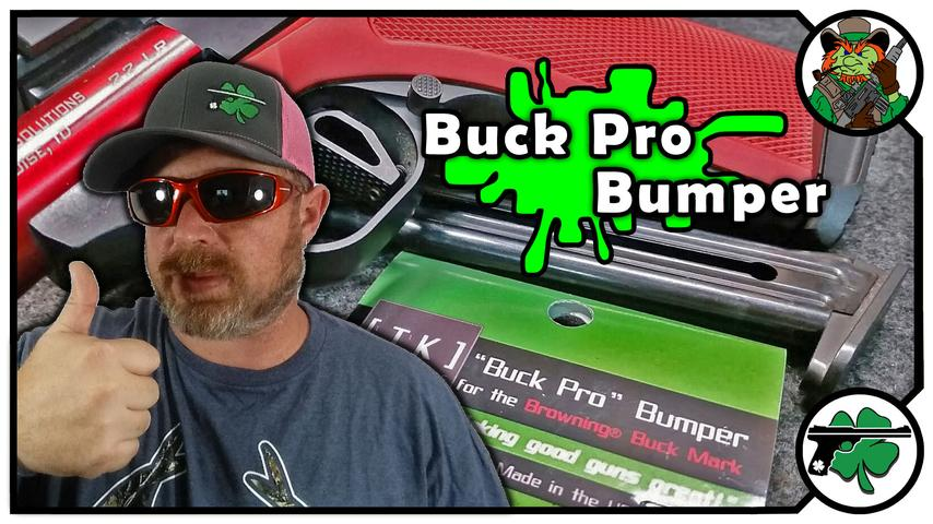 "Tandemkross ""Buck Pro"" Bumper For Buckmarks"