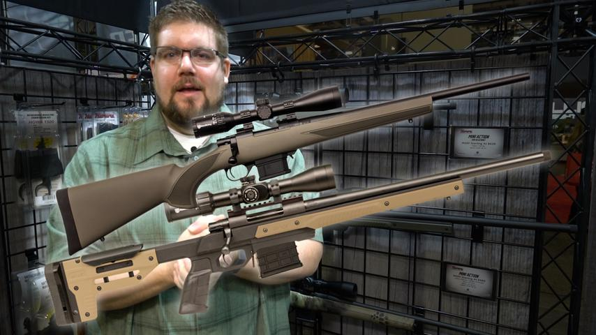 Budget Bolt Guns from HOWA! - SHOT SHOW 2019