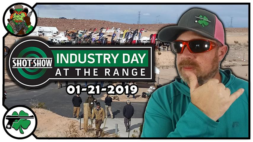 Industry Day At The Range SHOT Show 2019
