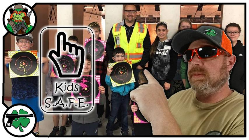 Kids SAFE Foundation On Firearm Friday
