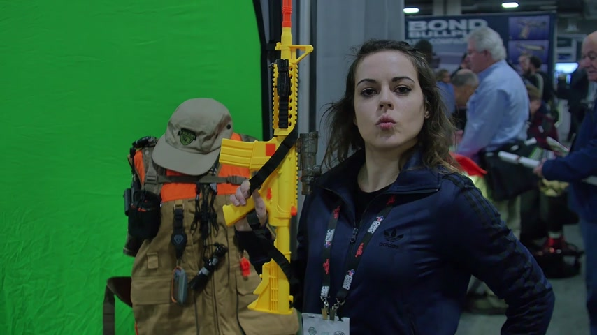 Why is SHOT show so amazing?