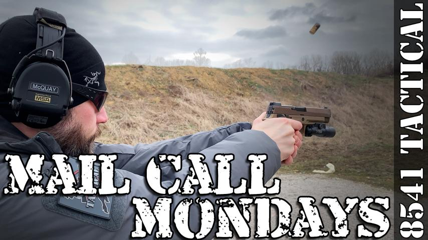 Mail Call Mondays Season 8 #05 - Barrel Contours, RMR vs. Tritium and more!