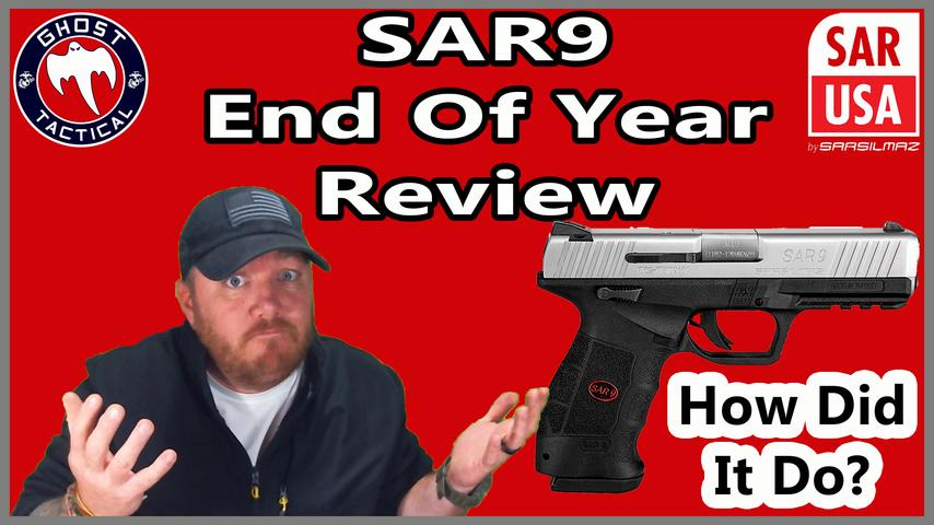 SAR9 by SAR USA: After 2,500 Rounds, Is This Gun Really Worth It?
