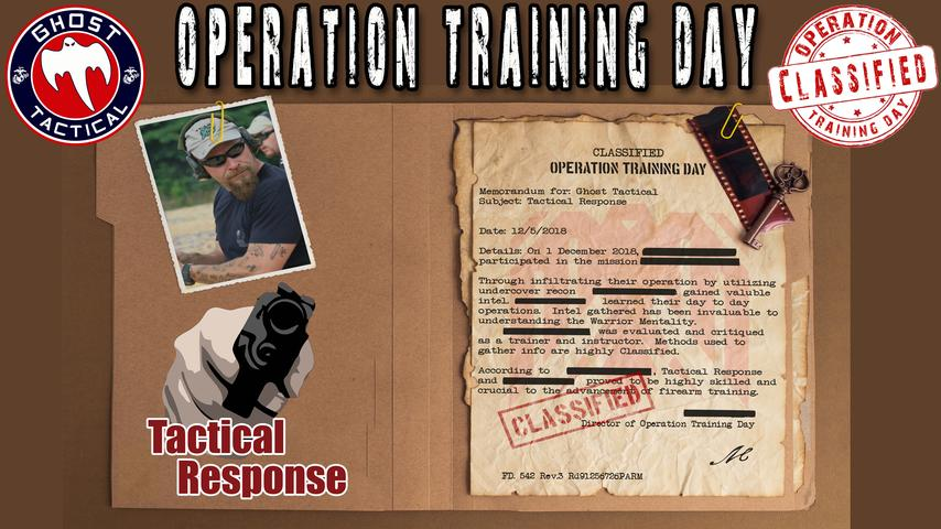 Operation Training Day: Mission 1: Tactical Response Fighting Pistol
