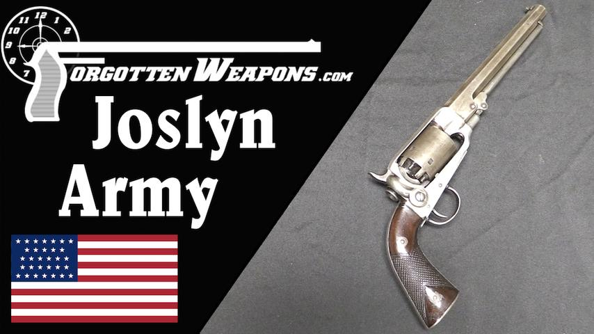 Swing and a Miss: The Joslyn Army Revolver