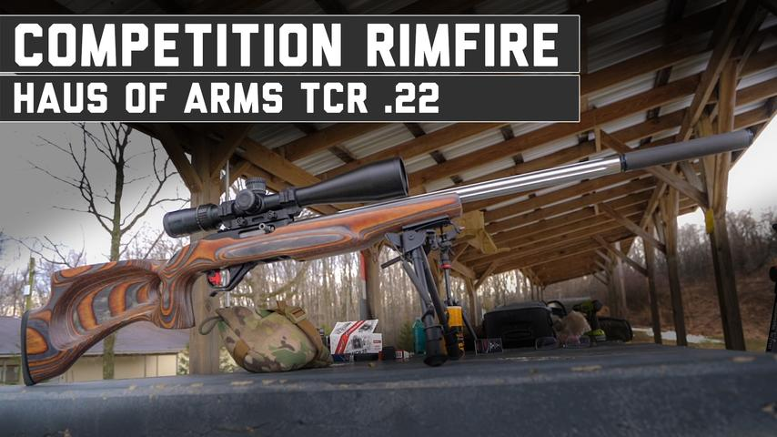 Best 22LR Ammo for Competition Rifle? - The Proving Ground