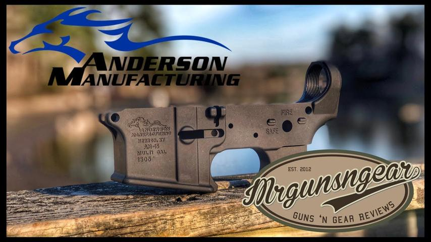 Anderson Manufacturing AR-15 Lower Receiver Sale