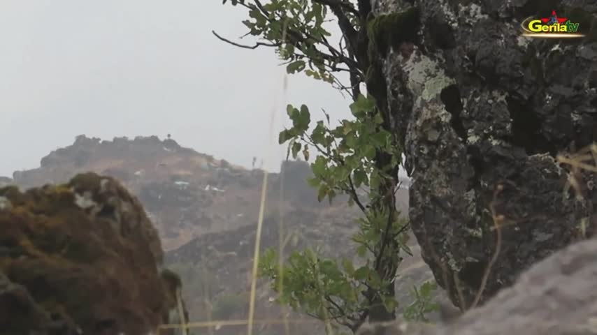 Kurdish Fighters Attack Turkish Outpost with a Hail of RPG Fire