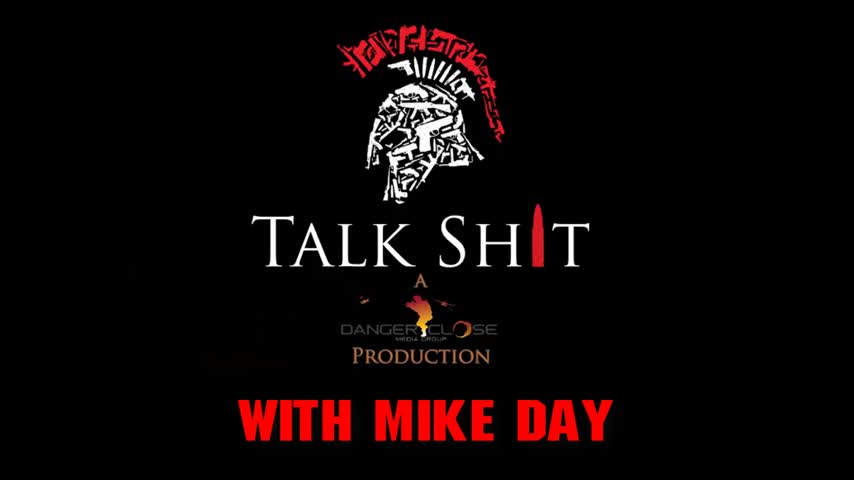 """Helluva """"Day""""  Navy Seal Shot 27 Times, Lives to Laugh About It - Talk Shit ep.7"""