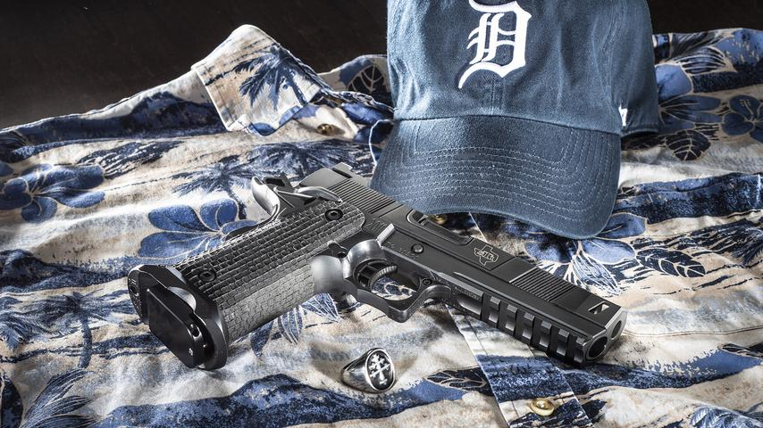First look at The new Magnum PI Pistol, STI Costa Comp