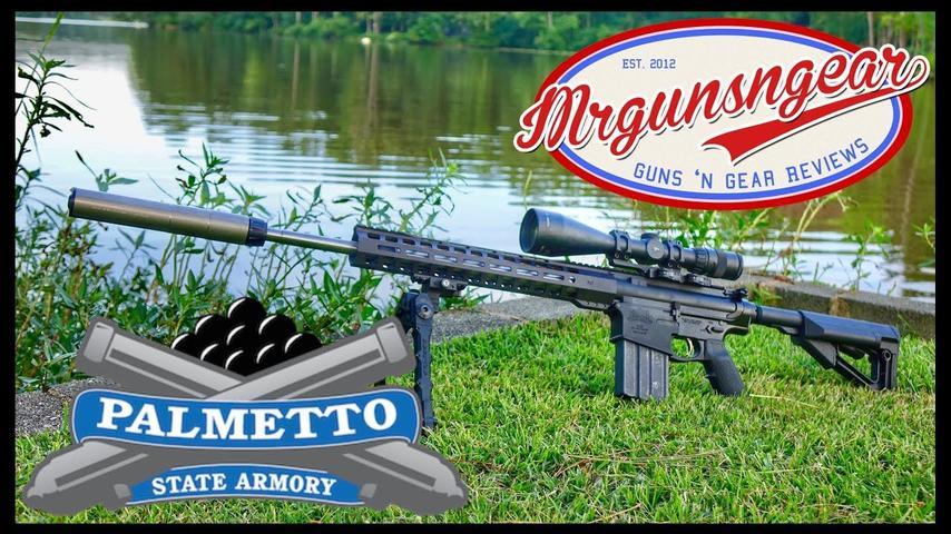 Palmetto State Armory Gen 2 PA-10 6.5 Creedmoor Rifle Review