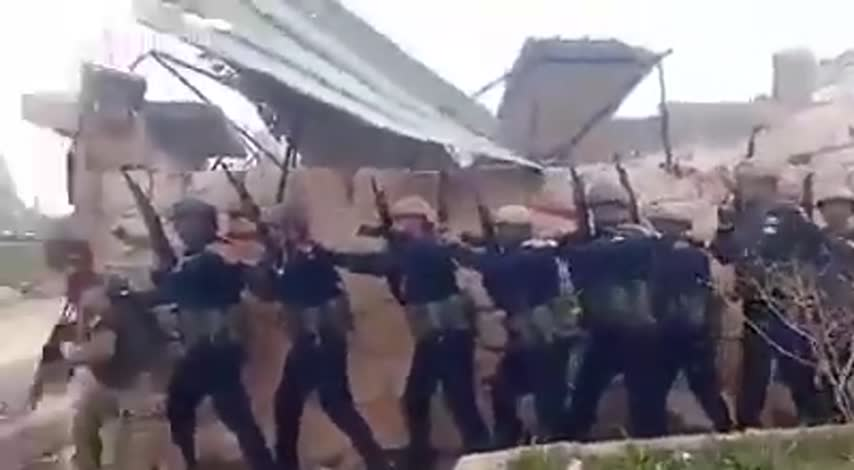 Alarming Video of a Jihadi Militia That Actually Knows What It's Doing