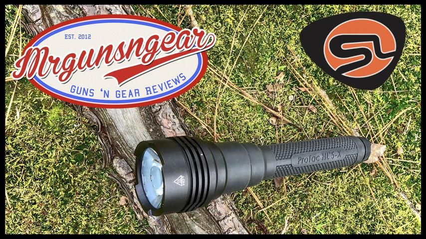 Streamlight ProTac HL 5-X 3,500 Lumen Flashlight Review