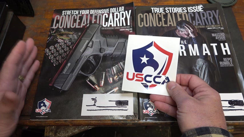Why I'm a USCCA Member.