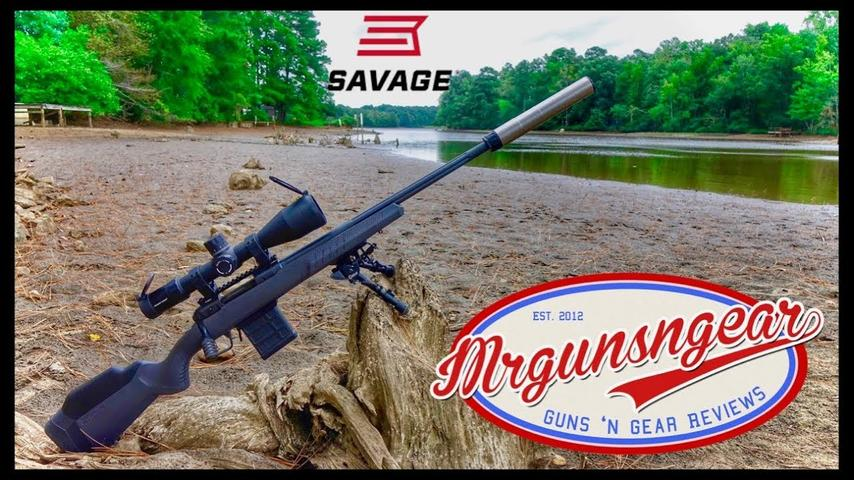 Savage BA 110 Rifle Review