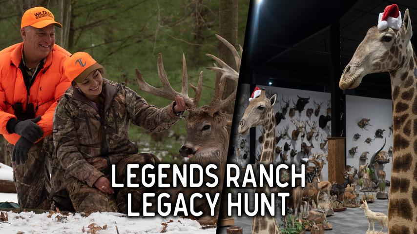 Monster Bucks down at the Legends Ranch