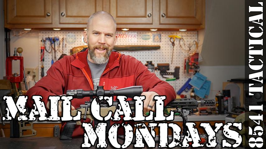 Mail Call Mondays Season 8 #08 - .223 or .308 Trainer