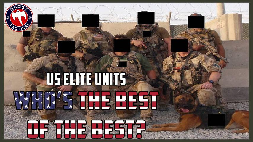 US Elite Special Forces: Who's the Best of the Best