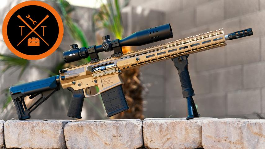 ULTIMATE AR 10 Battle Rifle Build // 2 Years Later......(LINKS & CODES)