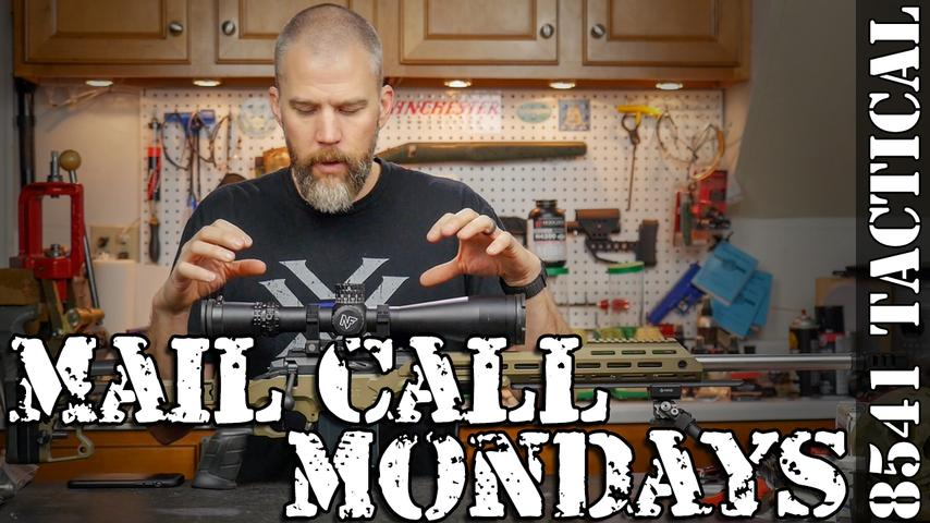 Mail Call Mondays Season 8 #09 - Is your reticle out of focus?