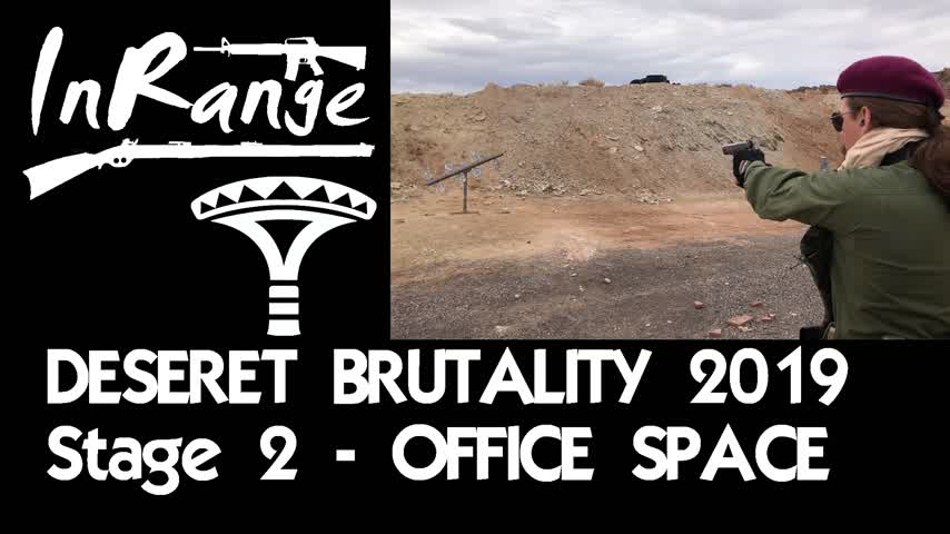 Desert Brutality 2019 - Stage 2 - Office Space