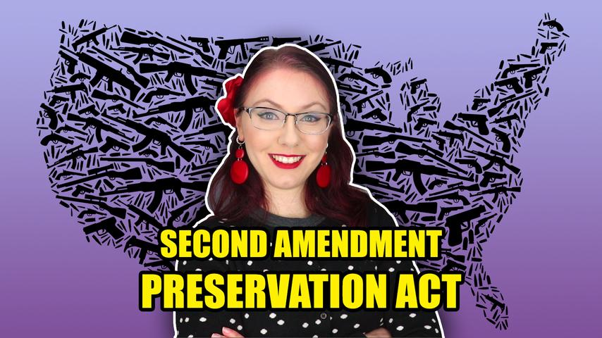 Second Amendment Preservation Act | Good News for Gun Owners