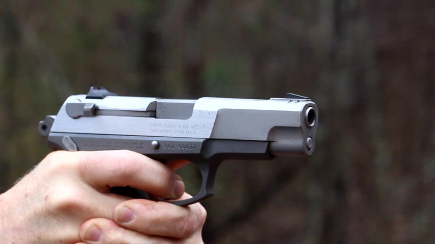 Ruger P85 9mm Pistol Review