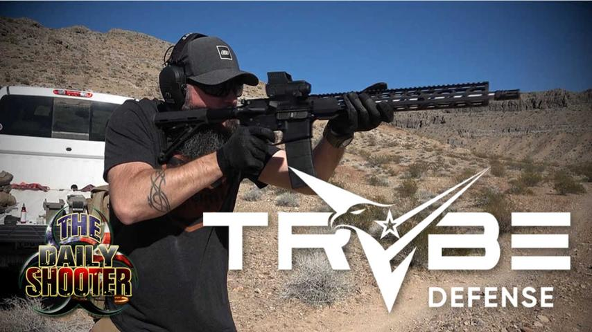"TRYBE Defense Best Budget Complete 16"" Upper Review"