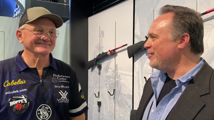 GFG Talks with Jerry Miculek About Training