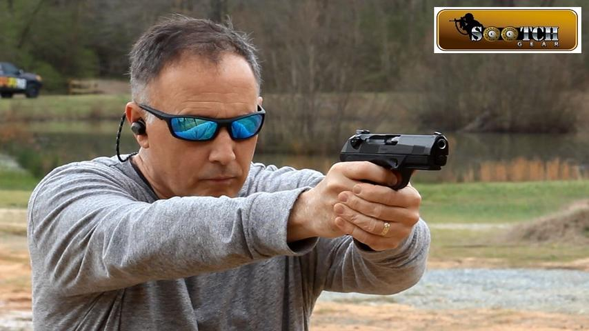 Beretta PX4 Storm Review